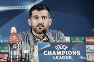 """Sérgio Conceição: """"Todos dicen que el próximo juego es el más importante y no deja de ser verdad"""""""