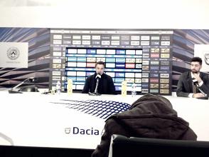 """Udinese - Oddo: """"Gli errori fatti non sono ammissibili, ma la squadra si sta applicando sempre di più"""""""