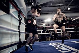 McGregor: De MMA a preparar su primer combate de boxeo