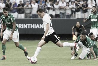 Así juega Corinthians