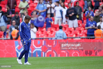 Conte disappointed with Community Shield defeat