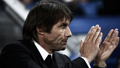 Antonio Conte: ''No controlamos el partido y sufrimos''
