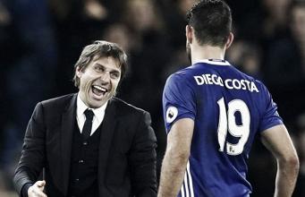 Chelsea, Conte scarica Diego Costa: l'attaccante è sul mercato