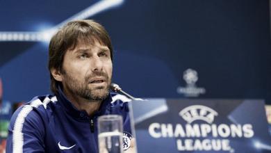 """Conte: """"Es importante no llegar al juego contra el Atlético a la espera de la clasificación"""""""