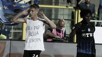 Atalanta, tifosi in festa per la qualificazione in Europa League
