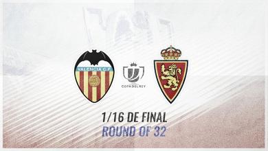 Valencia CF- Zaragoza CF: enfrentamientos históricos en la Copa del Rey