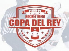 Resumen semifinales de la Copa del Rey de hockey hielo