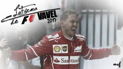La firma de F1 VAVEL: 'Herr Seb'
