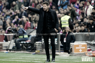 Simeone, rojiblanco hasta 2019