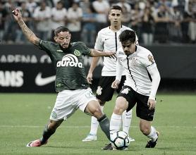Na estreia do Brasileirão, Corinthians e Chapecoense empatam em Itaquera