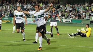 Resultado Vitória x Coritiba no Campeonato Brasileiro 2017 (0-1)