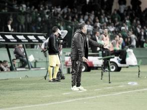 Pachequinho exalta empate diante do Botafogo e manutenção da vice-liderança