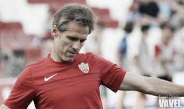Corona se retira como jugador y se convierte en el nuevo director deportivo del Almería