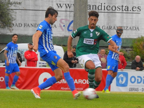 Deportivo Fabril - Coruxo FC: cotas altas