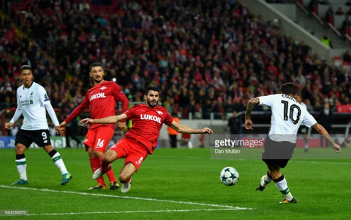 Spartak Moscow 1-1 Liverpool: Reds fail to press on from Coutinho leveller in Russia