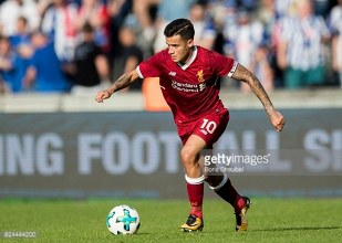 Liverpool reject second Barcelona bid for Philippe Coutinho