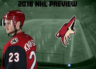 Arizona Coyotes: 2018/19 NHL season preview