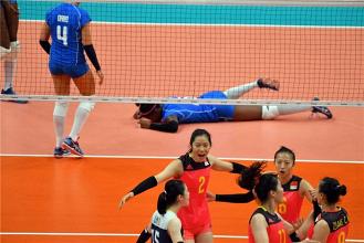 Rio 2016: L'Italvolley femminile K.O per 3-0 contro la Cina