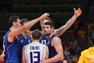 Rio 2016, Volley M - Un'Italia dalle 7 vite e dal grande cuore supera gli Usa, volando in finale per l'oro