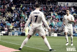 Cristiano alcanza los 40 goles por séptima temporada consecutiva