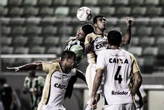 """Criciúma empata com América-MG e Luiz Carlos Winck ressalta: """"Conseguimos controlar o jogo"""""""