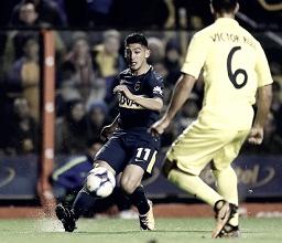 Anuario Boca Juniors VAVEL 2017: Cristian Espinoza, el primer recambio en ataque
