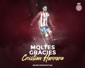 Cristian Herrera rescinde y ficha por el Lugo