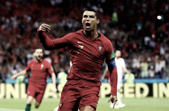 Radiografía de una fase grupos casi impoluta para Cristiano Ronaldo