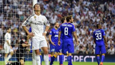 La Juventus coupe la route du Real