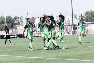 Las Águilas mantienen el vuelo en Liga Femenil