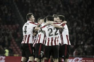 El Athletic gana y se acerca a Europa