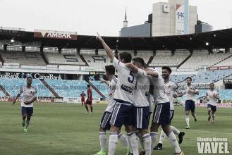 El Deportivo Aragón toma ventaja