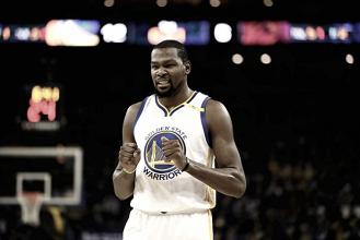 """NBA Playoffs: Durant: """"Non è colpa mia se le altre squadre sono poco competitive"""""""