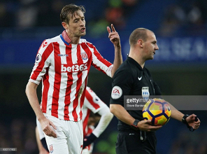 Bobby Madley to referee Stoke's home clash with Leicester City
