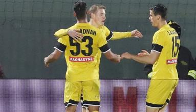 Serie A - Udinese show, il Crotone crolla allo Scida