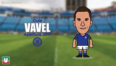 Guía VAVEL Apertura 2017: Cruz Azul