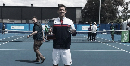 ATP Challenger roundup: Gerald Melzer adds another title to his collection, Matthew Ebden triumphs Down Under