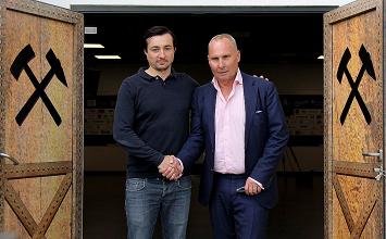 Daniel Meyer unveiled as new man for Erzgebirge Aue