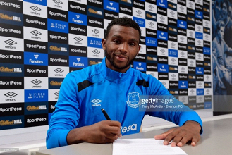 Everton complete signing of Cuco Martina