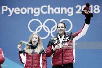 Pyeongchang 2018: Canada dominates Switzerland to win mixed doubles gold