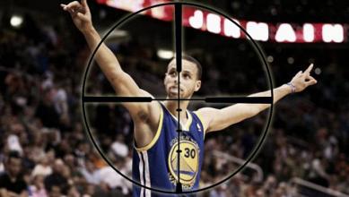 "Stephen Curry: ""La muerte negra"""