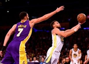 Destaques NBA: Warriors levam a melhor no prolongamento