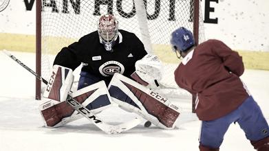 Carey Price, cerca del regreso a la portería de los Canadiens