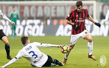 Atalanta - Milan: le formazioni ufficiali