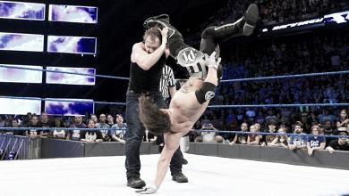 La vista al pasado: Dean Ambrose vs AJ Styles; Backlash 2016