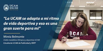 """Mireia Belmonte """"en la Universidad"""""""