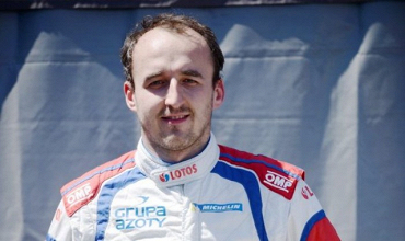 F1 - Robert Kubica di nuovo in pista