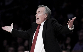 2017 NBA Awards: Mike D'Antoni wins Coach of the Year