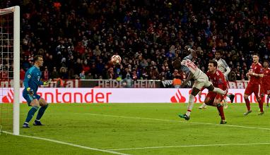 Champions League- Il Liverpool stende il Bayern all'Allianz Arena (1-3)