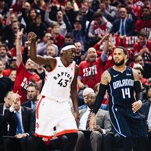 NBA Playoff - La seconda semifinale ad Est è Toronto vs Philadelphia
